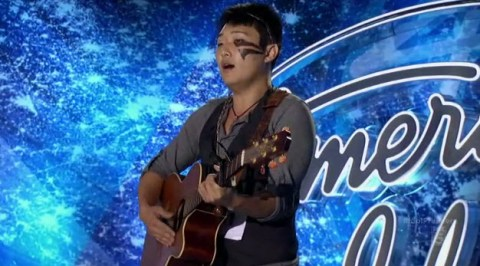 American Idol Jhameel