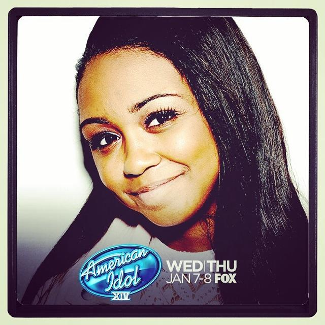 Sarina Joi Crowe on American Idol 2015