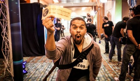 American Idol auditions & the coveted Golden Ticket