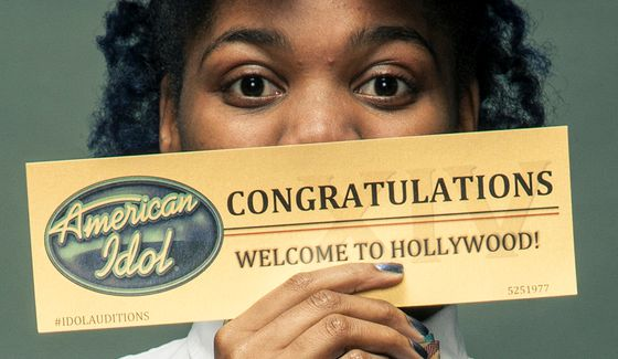 Tyanna Jones heads to Hollywood Week on American Idol 2015