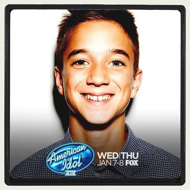 Daniel Seavey on American Idol 2015