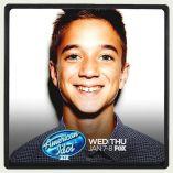 Daniel Seavey on American Idol 2015