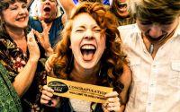 American Idol 2015 Golden Ticket winner celebrates