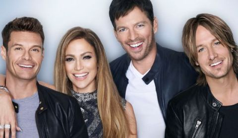 American Idol 2016 Judges & Host