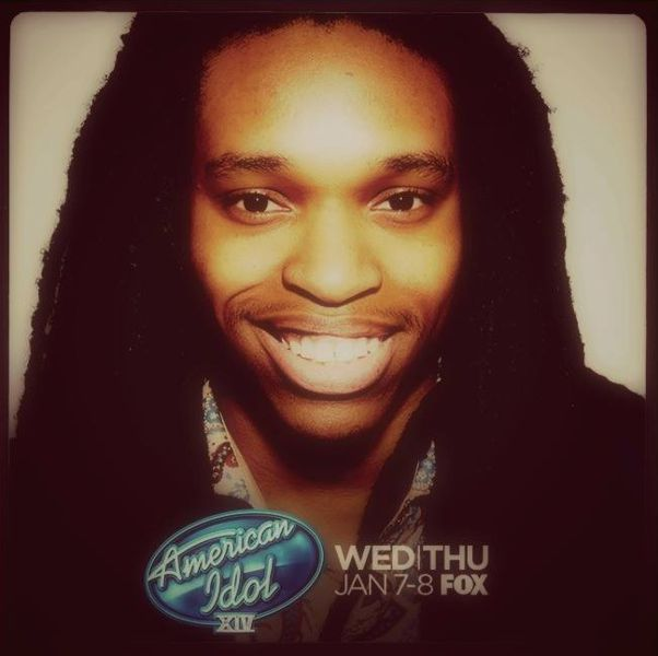 Qaasim Middleton on American Idol 2015