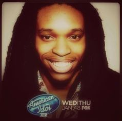 Qaasim Middleton on American Idol 2015