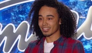Tion Phipps auditions on American Idol