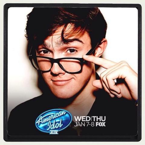 Trevor Douglas on American Idol 2015