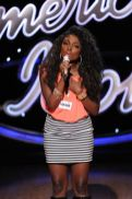 Loren Lott performs in Hollywood Week