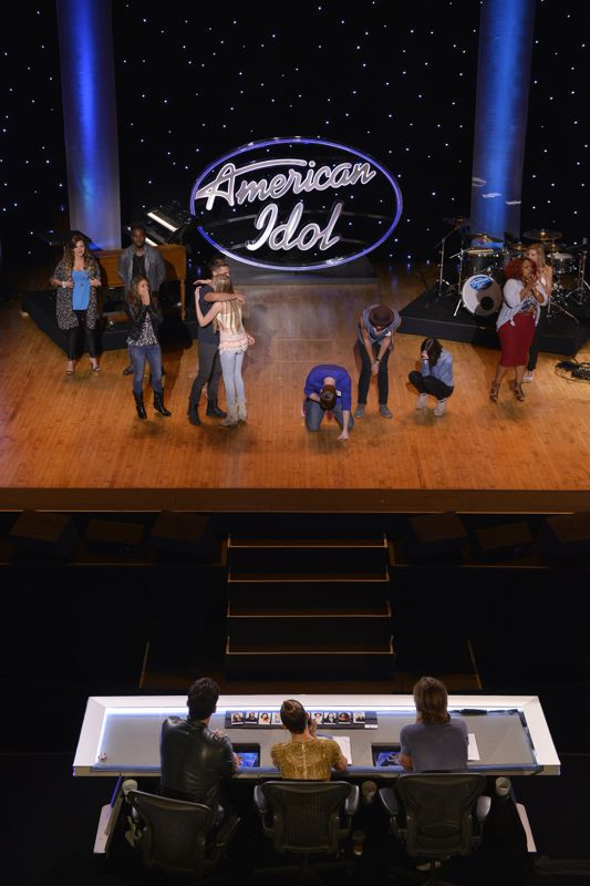 Judges results revealed on American Idol