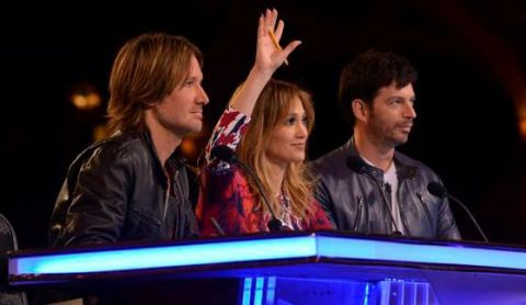 Judges on American Idol 2015's Hollywood Week