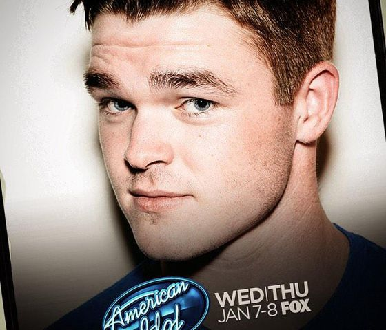 Michael Simeon on American Idol 2015