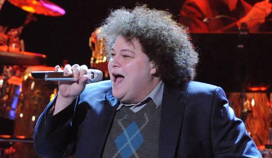 Adam Ezegelian performs in American Idol 2015's Top 24