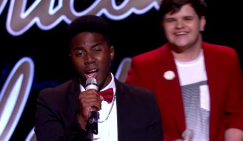 J None delivers on American Idol 2015