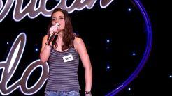 Shannon Berthiaume performs in Hollywood Week - 02