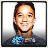 Daniel Seavey in Top 16 on American Idol 2015