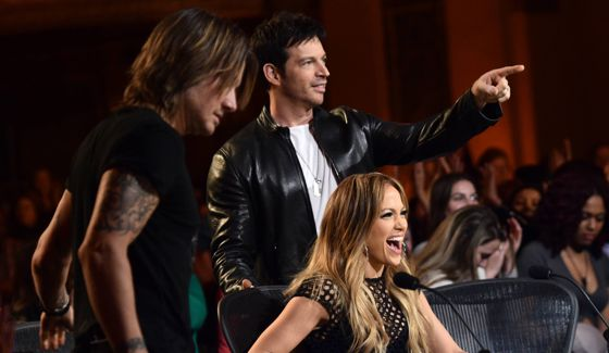 American Idol 2015 Judges