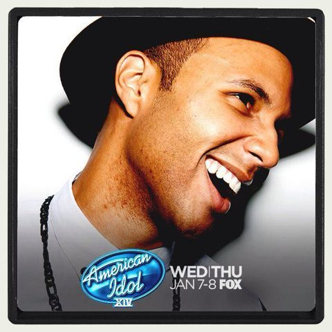 Rayvon Owen in Top 16 on American Idol 2015