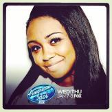 Sarina-Joi Crowe American Idol Top 16