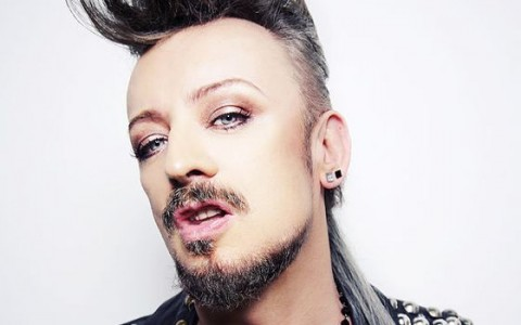 Boy George mentors American Idol Top 10