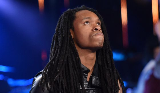American Idol 2015 Hopeful Qaasim Middleton saved by Judges