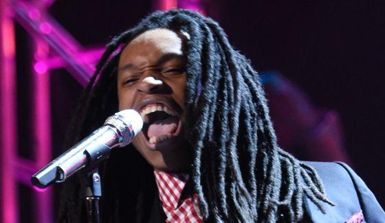 Qaasim Middleton performed on American Idol 2015 Top 12
