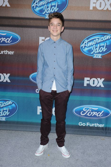 Daniel Seavey – Top 12 Finalist Party