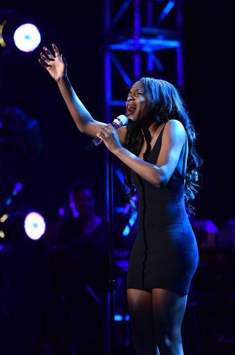 Adanna Duru performs in Top 16