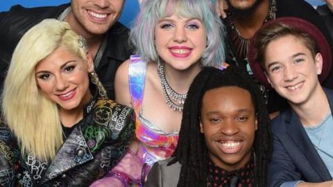 American Idol 2015 contestants prepare for Top 8