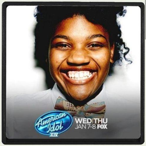 Tyanna Jones on American Idol Top 16