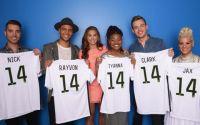 Top 5 on American Idol Season 14