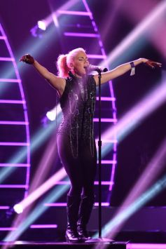 Jax performs on AMERICAN IDOL XIV 02