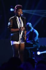 Tyanna Jones performs on AMERICAN IDOL