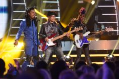 Qaasmin Middleton performs on AMERICAN IDOL Top 8