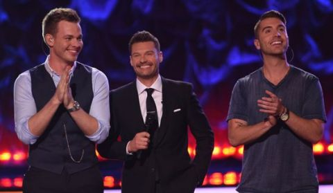 American Idol 2015 winner revealed by host Ryan Seacrest