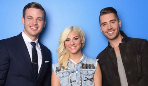 American Idol 2015 Top 3 contestants