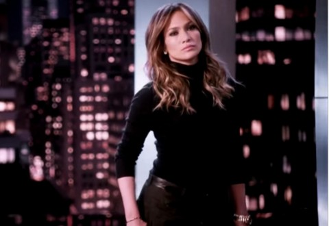 Jennifer Lopez Shades of Blue