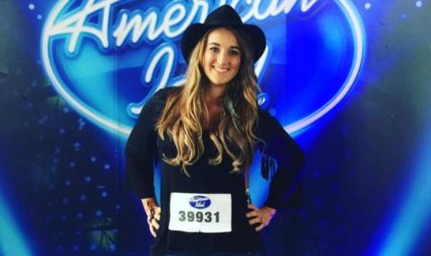 American Idol 2016: Jenna Renae (FOX)