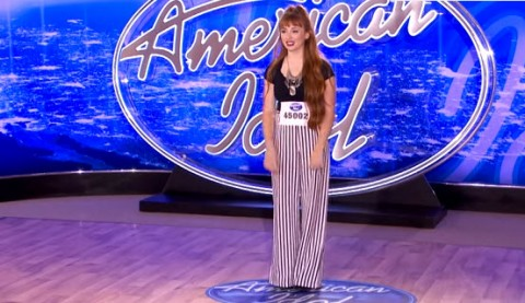 Colette Lush American Idol Audition (FOX/YouTube)