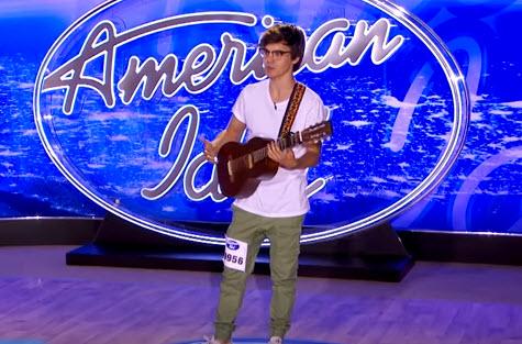 MacKenzie Bourg American Idol Audition (FOX/YouTube)