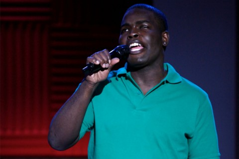 Mario Bonds on The Glee Project (FOX)