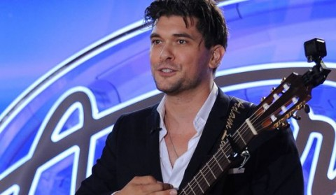 Adam Lasher returns to audition on American Idol 2016