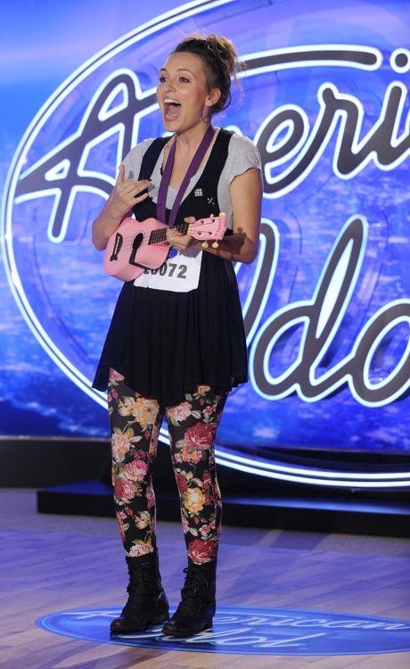 Alex Sasser on American Idol - 01