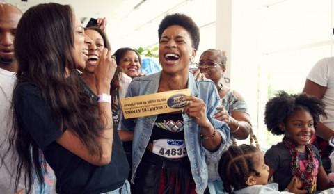 American Idol auditions on the Farewell Season