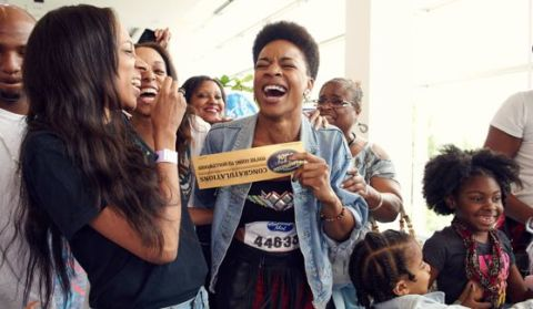 American Idol auditions on the Farewell Season