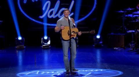 John Wayne Schulz American Idol 2016 (FOX)