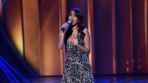 Sonika Vaid on American Idol 2016 (FOX)