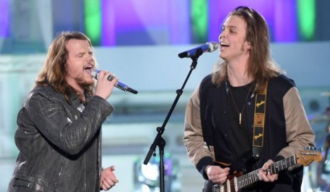 James VIII and Caleb Johnson rock on American Idol