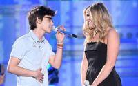 MacKenzie Bourg duets with Lauren Alaina on American Idol 2016