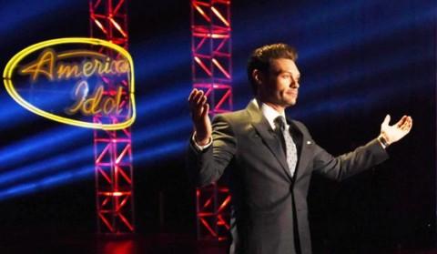 Ryan Seacrest hosts American Idol